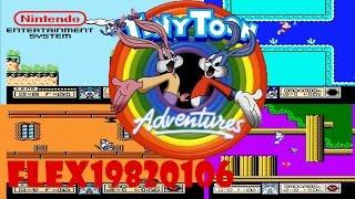 Tiny Toon Adventures - NES: Tiny Toon Adventures (rus) longplay [36] - User video