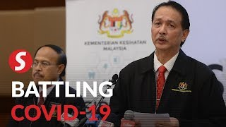 Health Ministry: New Covid-19 cluster detected in Kuching