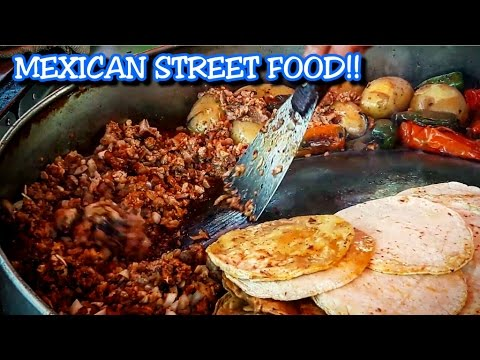 MEXICAN DELICIOUS STREET FOOD