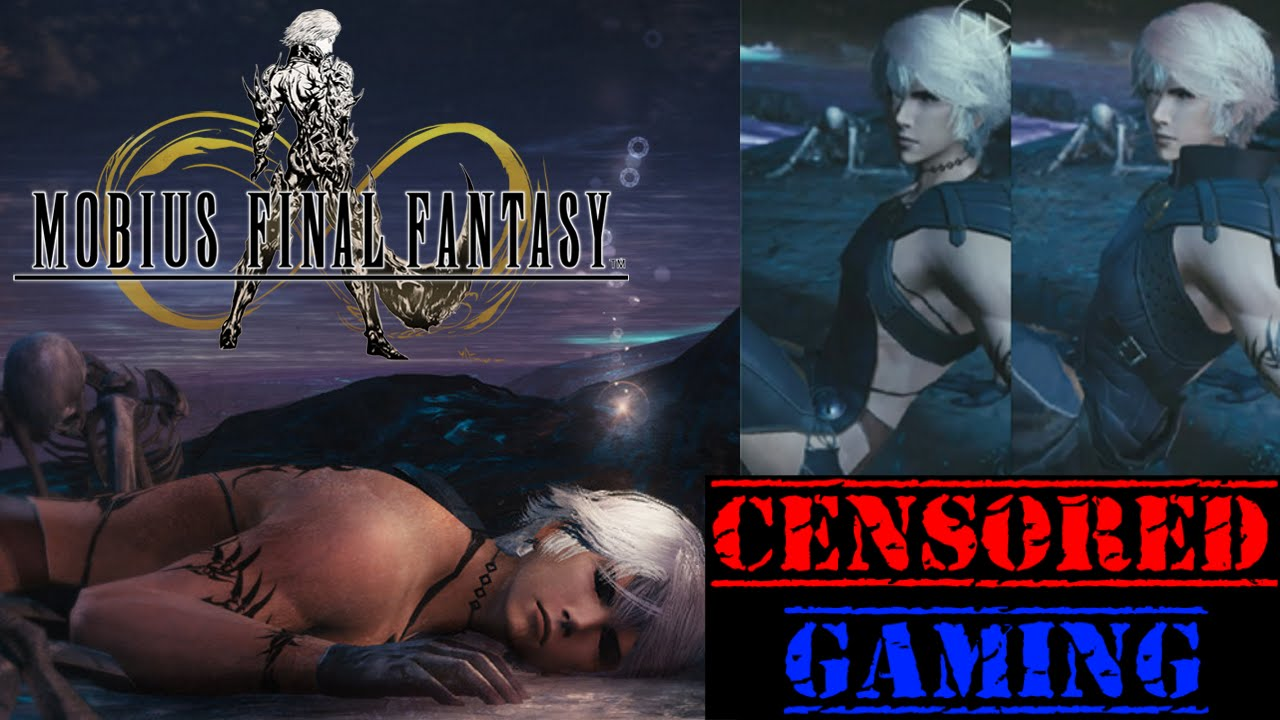 HOT VIDEO final fantasy viii nude Ami She
