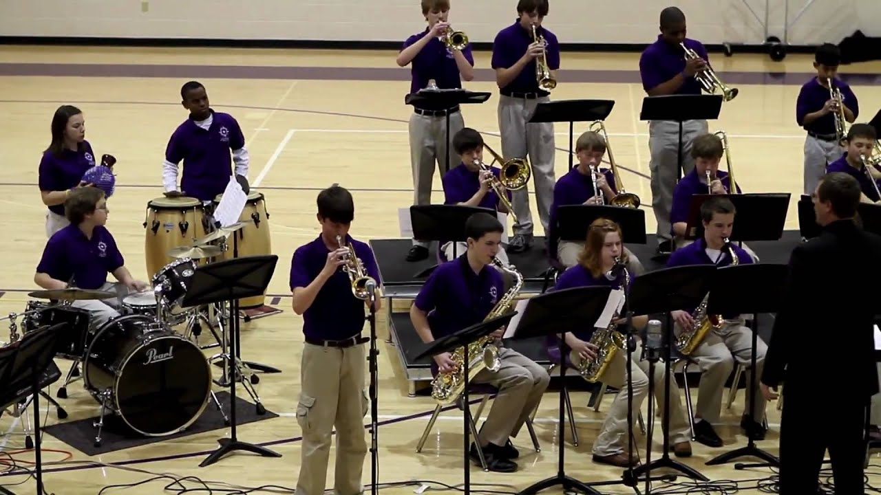 Lewis And Clark Middle School S 8th Grade Jazz Band
