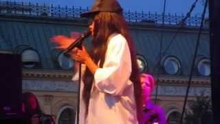 Loreen Crying Out Your Name Stockholm Kungsträdgården 150724
