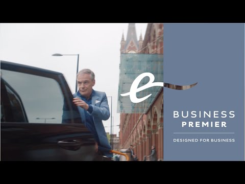 Travelling In Eurostar Business Premier