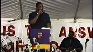 Tent Revival with The Rev. Dr. Donald Fischer