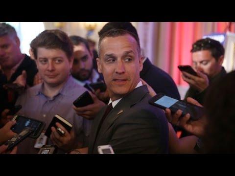Who is Corey Lewandowski?