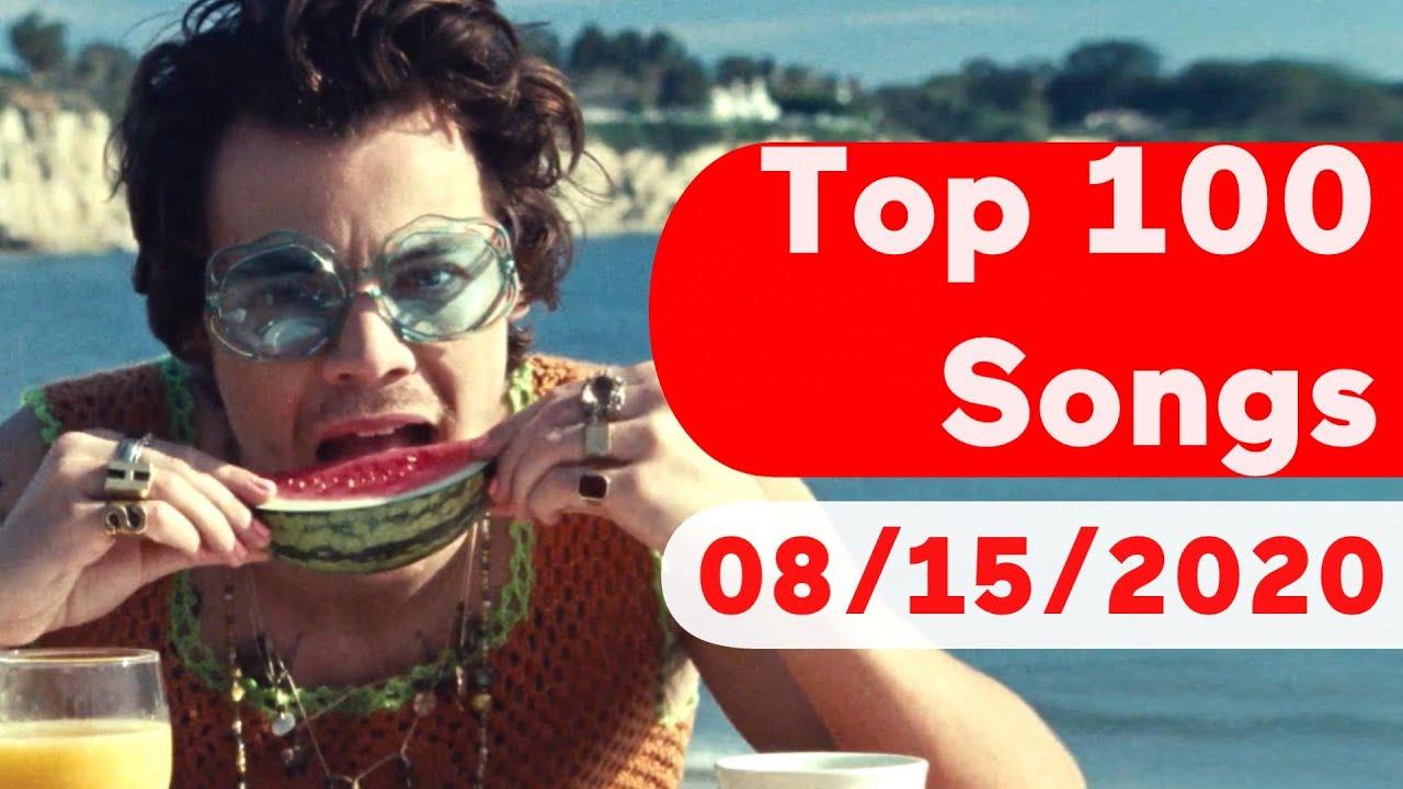 US Top 100 Songs Of The Week (August 15, 2020)
