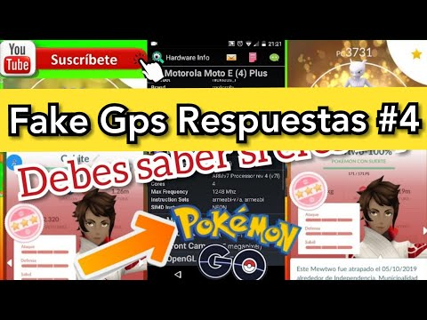 Fake GPS Joystick  tutorial Pokemon go 2019 Preguntas frecuentes y Respuestas #4 |  djkire thumbnail