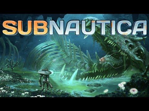 Subnautica - Ep 8   Chevron Locked - Gate Online