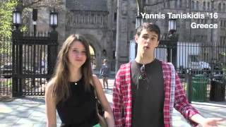Yale Orientation for International Students (OIS) 2013 Promo Video