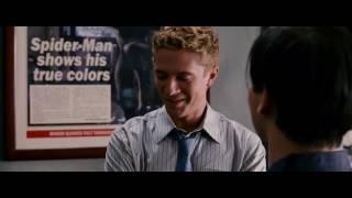 Homem Aranha 3 : (Peter VS Eddie Brock Montagem Da Foto ) Dublado