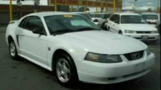 2004 Ford Mustang Deluxe - $6,450: First Class Cars SLC UT 888-319-6065