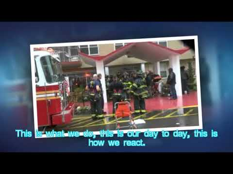 Rockaway Beach fire: NYPD officers among 16 injured in Queens