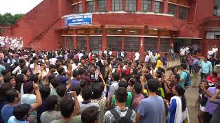 JNUSU Elections 2018 : Scene at Teflas after filing nominations