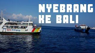 Trip Report menyeberang ke Gilimanuk Bali dari pelabuhan Ketapang Banyuwangi