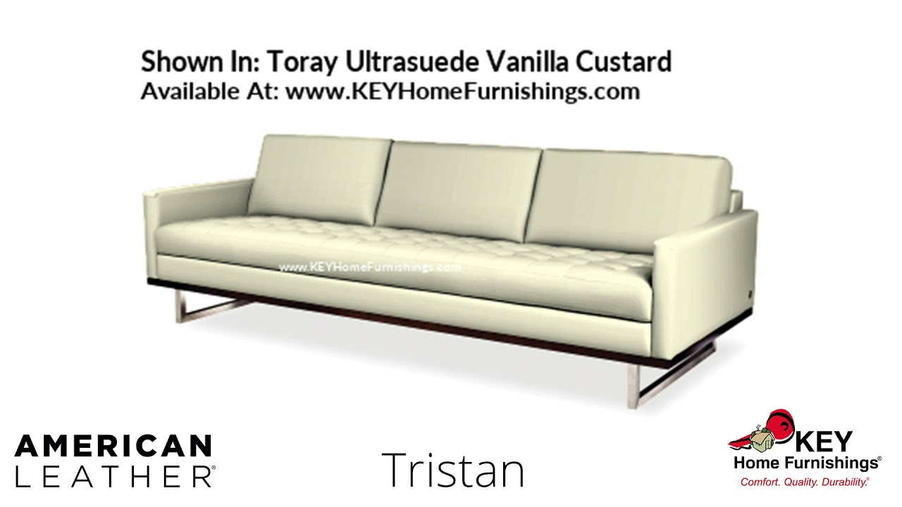 The Tristan Sofa American Leather