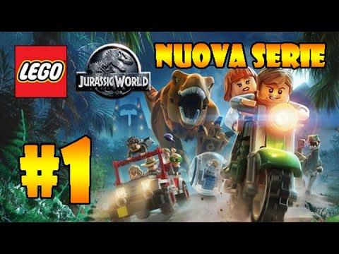 SPECIALE 60 ISCRITTI - LEGO JURASSIC WORLD - Benvenuti al Jurassic Park! (HD) streaming vf