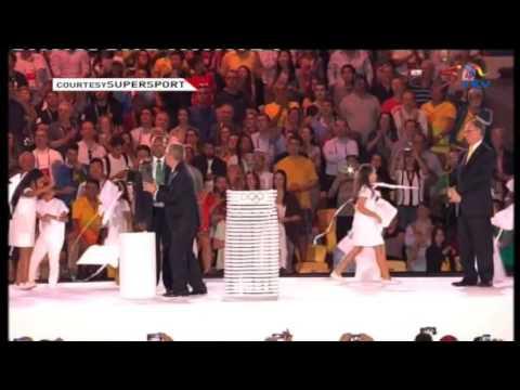 Rio 2016 olympics: Legendary olympian Kipchoge Keino feted