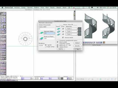 Programma bim di progettazione architettonica 3d domus cad for Programma per creare stanze 3d online