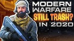 MODERN WARFARE IN 2020! IS IT STILL TRASH?