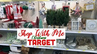 Dollar Spot Target Shop With Me Christmas finds