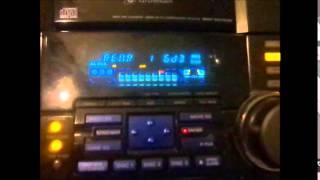 sony mini hi fi stereo system surround sound dolby pro logic
