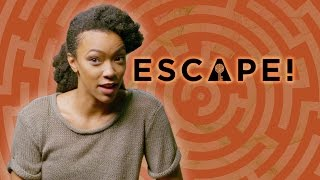 Escape The Vampire Crypt with Yvette Nicole Brown, Jim O'Heir, & More! (Escape! w/Janet Varney)
