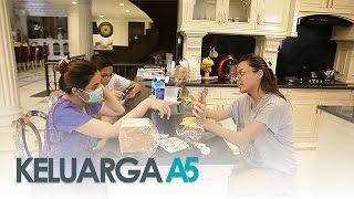 keluarga a5 ashanty dan aurel ribut di dapur episode 1