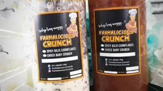 choc dan white choc mini cocoa crunch