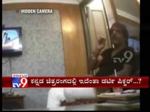 Sandalwood Sex Scandal  Director Om Prakash Rao Asks Sex With Aspiring Actresses for Chance   TV9