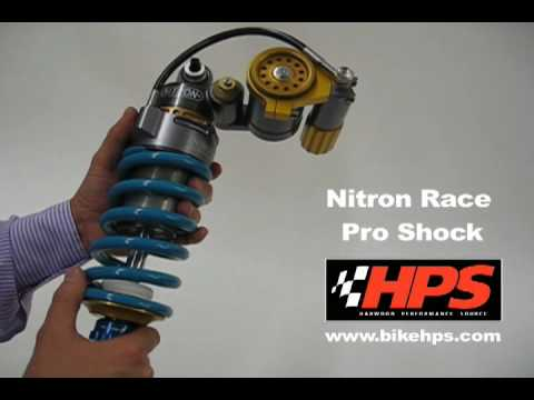 Nitron Shock Absorbers for Yamaha Motorcycles