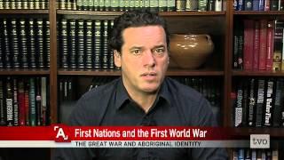 Joseph Boyden: First Nations and the First World War