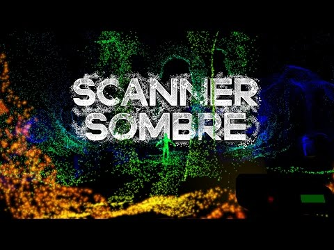 Scanner Sombre - Are We Alone?! - Let's Play Scanner Sombre Gameplay - Sponsored
