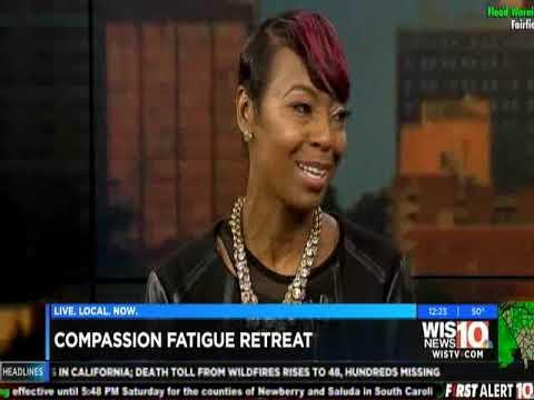 Macie Smith on Compassion Fatigue Retreat