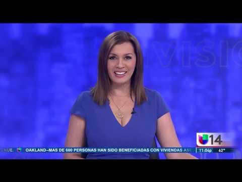 Univision 14 Story on Mrs. Estrada, Prinicpal at Los Medanos Elementary School