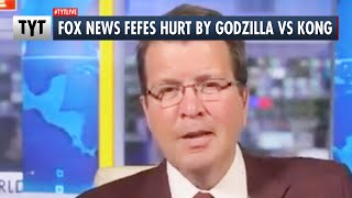 "Fox News Cries Over ""Real Villain"" in Godzilla vs. Kong"
