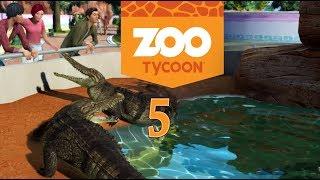 Zoo Tycoon || Atak krokodyla?! || Sezon 2 || Odcinek 5