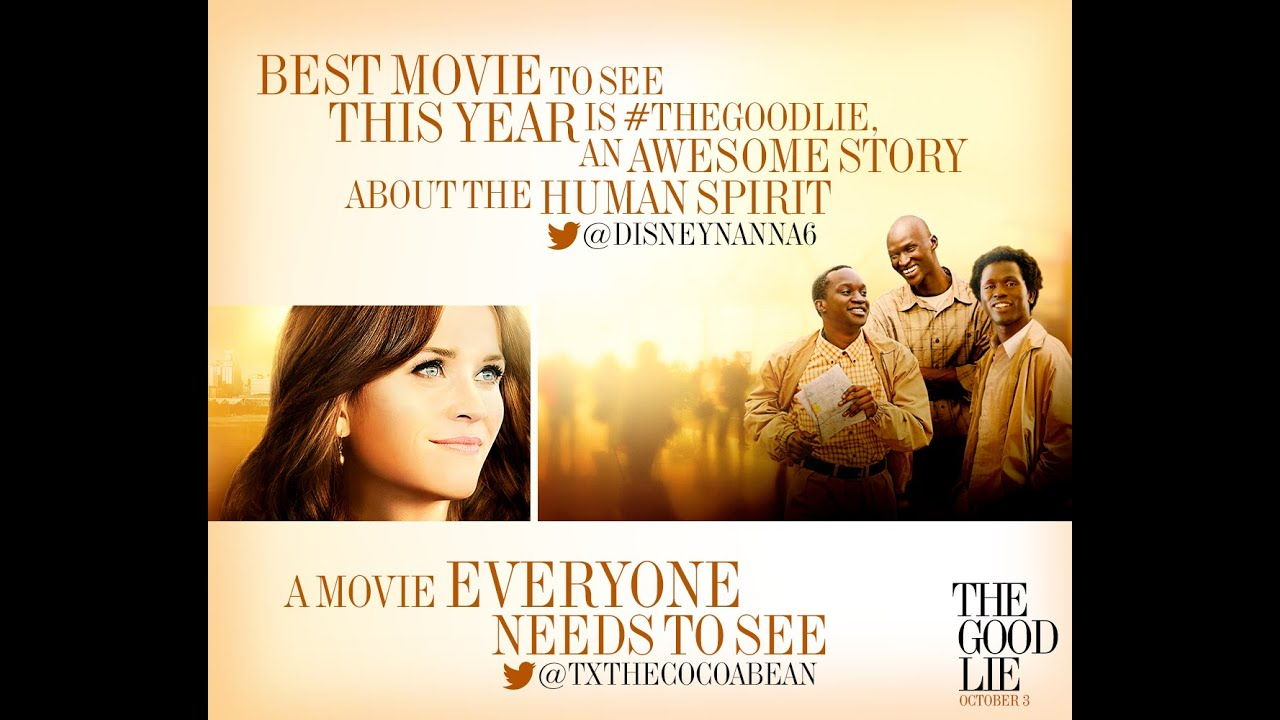 The good lie 2014 movie review youtube