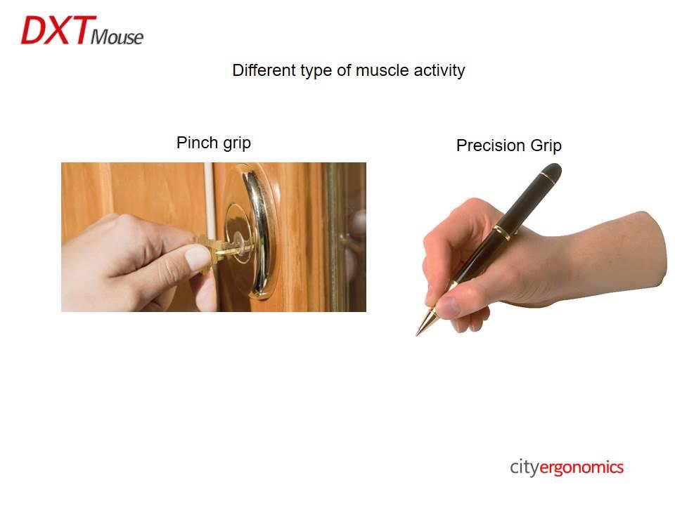 Ergonomic Mice Pinch Grip Precision Grip Youtube