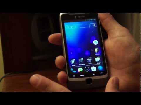 Ice Cream Sandwich 4.0.3. [ICS Leaked] running on T-Mobile G2 (ICJ 2.0) w/ WORKING CAMERA