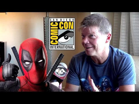 Rob Liefeld Exclusive DEADPOOL Interview (Comic Con 2016)