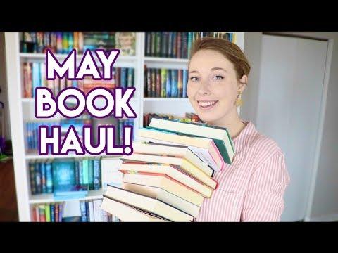 May Book Haul!