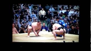 稀勢の里vs豪栄道 平成27年大相撲春場所 Kisenosato vs Goeido SUMO.