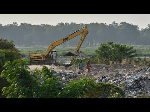Residents hopeful as Bellandur Lake begins breathing