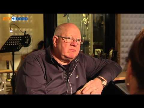 Zanger Henk Wijngaard in Boven het Maaiveld [12-1-2014] - RTV Noord