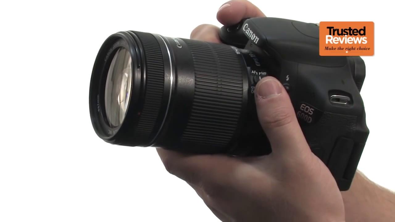Canon 600D review