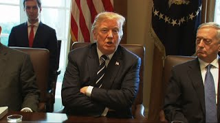 Trump Talks Wildfires, Bannons War on the GOP