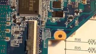 Foxconn Safina переделка на встроенное видео