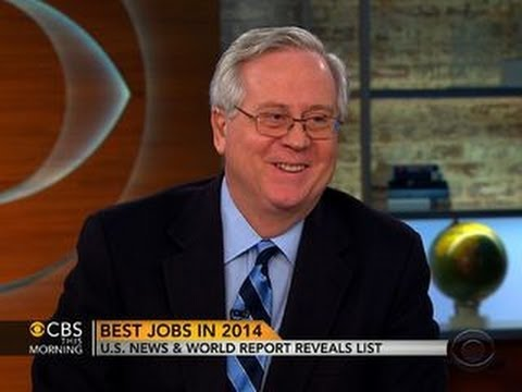 Best Jobs In 2014 From U.S. News & World Report