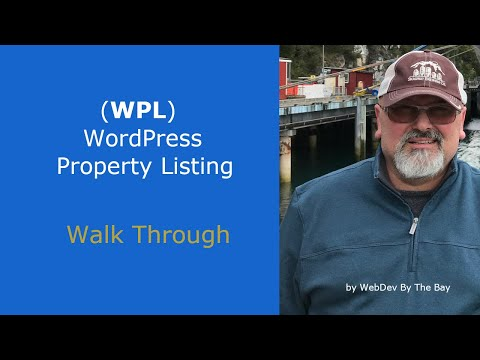 (WPL) WordPress Property Listing Plugin Walk Through