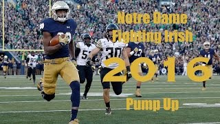 Notre Dame 2016-2017 Pump Up Video